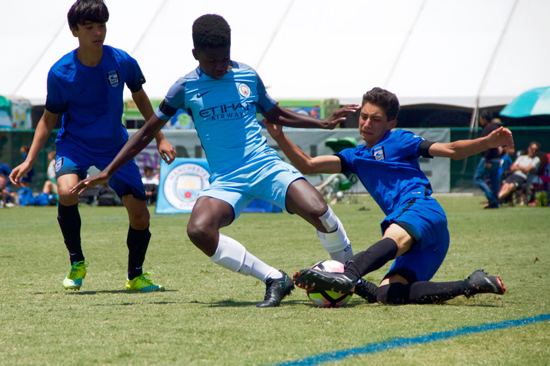 Manchester City Cup – San Diego Surf Soccer Club