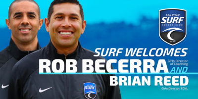 Surf Welcomes Rob Becerra and Brian Reed